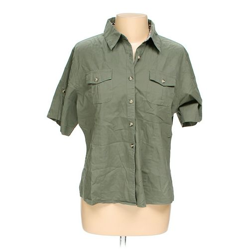 Magellan Sportwear Button-up Shirt in size XL at up to 95% Off - Swap.com