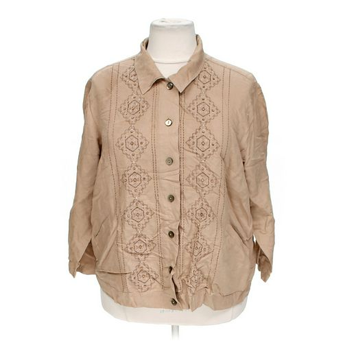 Maggie Barnes Button-up Shirt in size 20 at up to 95% Off - Swap.com