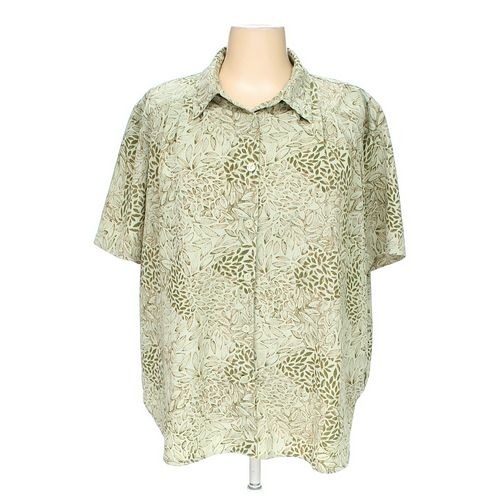 Maggie Barnes Button-up Shirt in size 24 at up to 95% Off - Swap.com