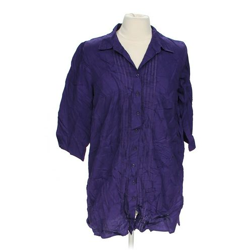 Mainstreet Blues Button-up Shirt in size M at up to 95% Off - Swap.com