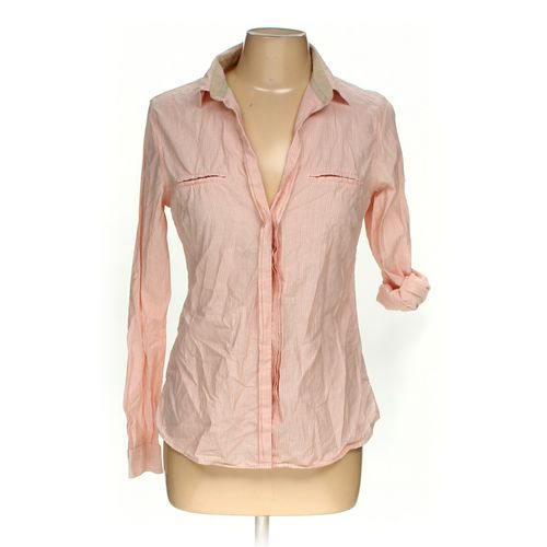 Massimo Dutti Button-up Shirt in size M at up to 95% Off - Swap.com