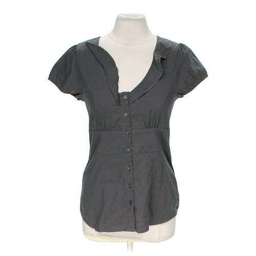 Maurices Button-up Shirt in size M at up to 95% Off - Swap.com