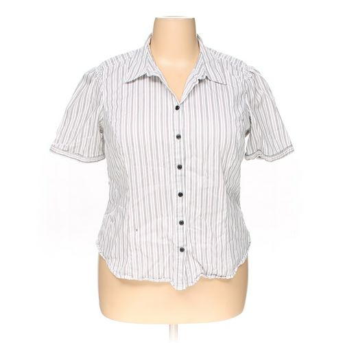 Merona Button-up Shirt in size 20 at up to 95% Off - Swap.com