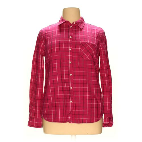 Merona Button-up Shirt in size XL at up to 95% Off - Swap.com