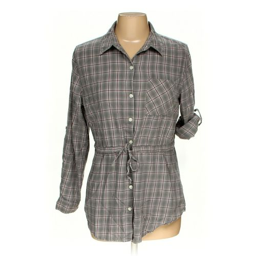 Merona Button-up Shirt in size M at up to 95% Off - Swap.com