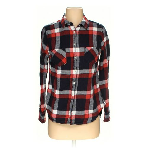 Merona Button-up Shirt in size XS at up to 95% Off - Swap.com