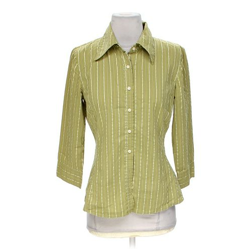 Merona Button-up Shirt in size S at up to 95% Off - Swap.com