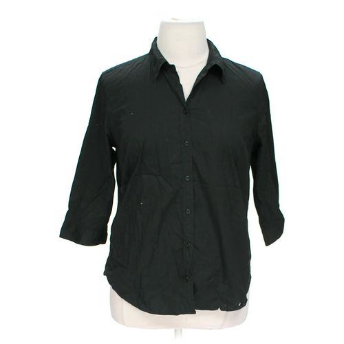 Merona Button-up Shirt in size XXL at up to 95% Off - Swap.com