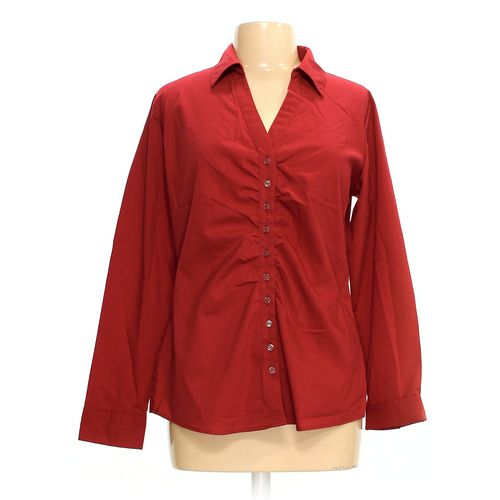Metaphor Button-up Shirt in size L at up to 95% Off - Swap.com