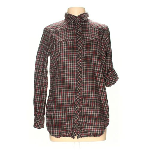 MNG Button-up Shirt in size L at up to 95% Off - Swap.com