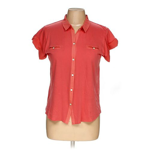 MNG Button-up Shirt in size M at up to 95% Off - Swap.com