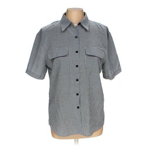 Modern Essentials Button-up Shirt in size M at up to 95% Off - Swap.com