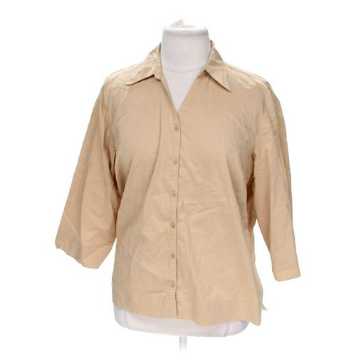 Mossimo Supply Co. Button-up Shirt in size 3X at up to 95% Off - Swap.com
