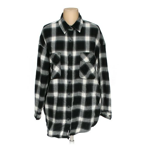 Mossimo Supply Co. Button-up Shirt in size S at up to 95% Off - Swap.com