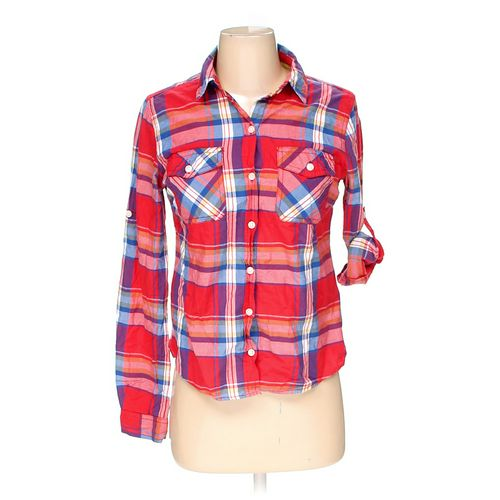 Mossimo Supply Co. Button-up Shirt in size XS at up to 95% Off - Swap.com