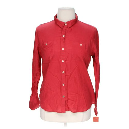 Mossimo Supply Co. Button-up Shirt in size XXL at up to 95% Off - Swap.com