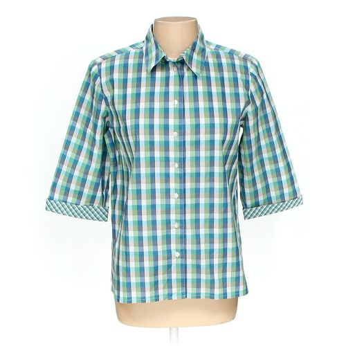 Mountain Lake Button-up Shirt in size 12 at up to 95% Off - Swap.com