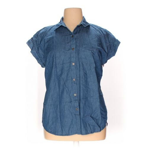 ND: New Directions Button-up Shirt in size XL at up to 95% Off - Swap.com