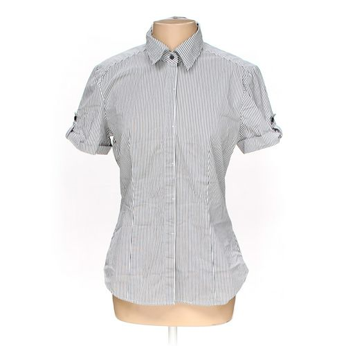 New York & Company Button-up Shirt in size L at up to 95% Off - Swap.com