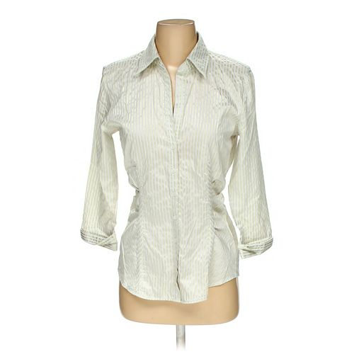 New York & Company Button-up Shirt in size S at up to 95% Off - Swap.com