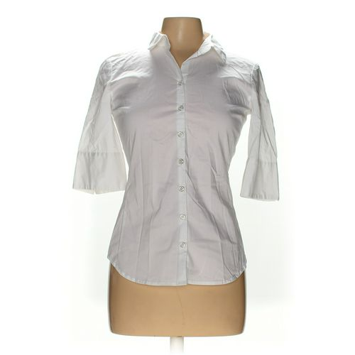 New York & Company Button-up Shirt in size XS at up to 95% Off - Swap.com