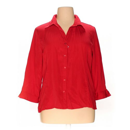Notations Button-up Shirt in size XL at up to 95% Off - Swap.com