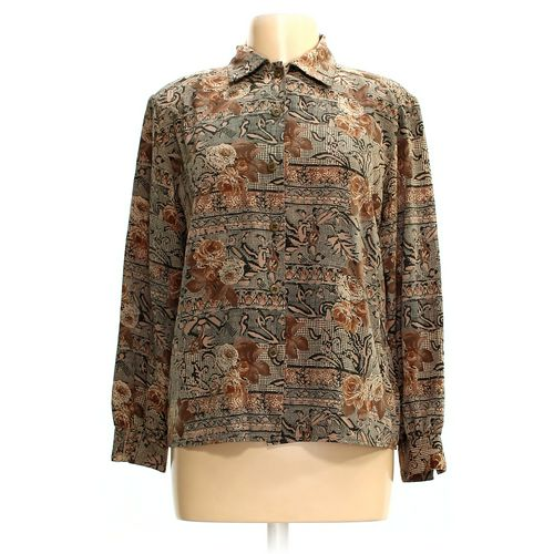Notations Button-up Shirt in size L at up to 95% Off - Swap.com
