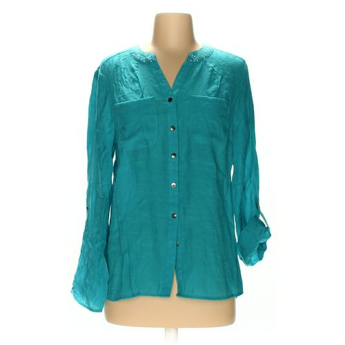 Notations Button-up Shirt in size S at up to 95% Off - Swap.com