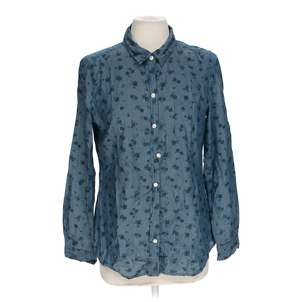 Old Navy Button Up Shirt Online Consignment