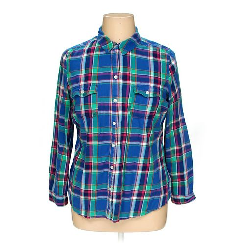 Old Navy Button-up Shirt in size XL at up to 95% Off - Swap.com
