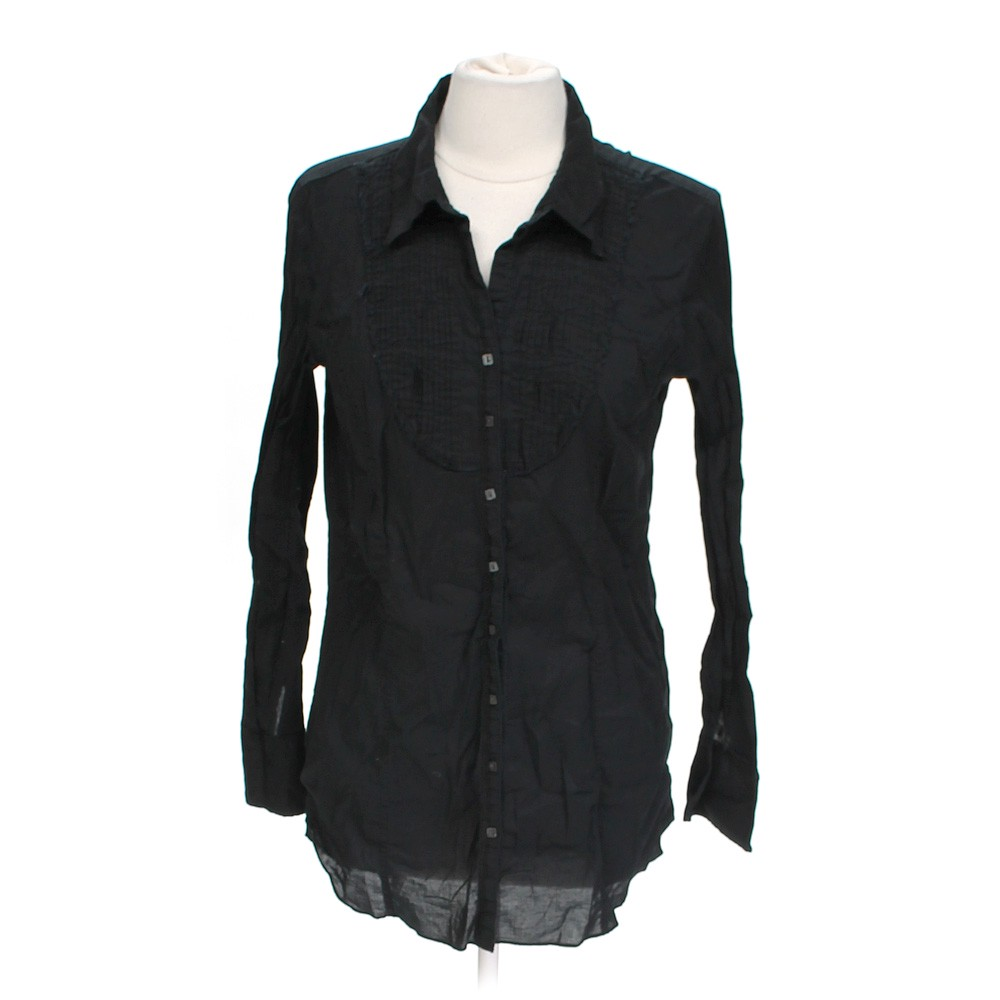 Old Navy Button Up Shirt In Size L At Up To 95 Off