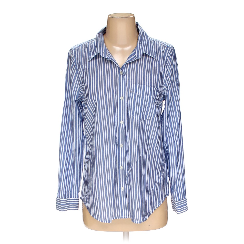 3be6ae24b Old Navy Button-up Shirt in size S at up to 95% Off -