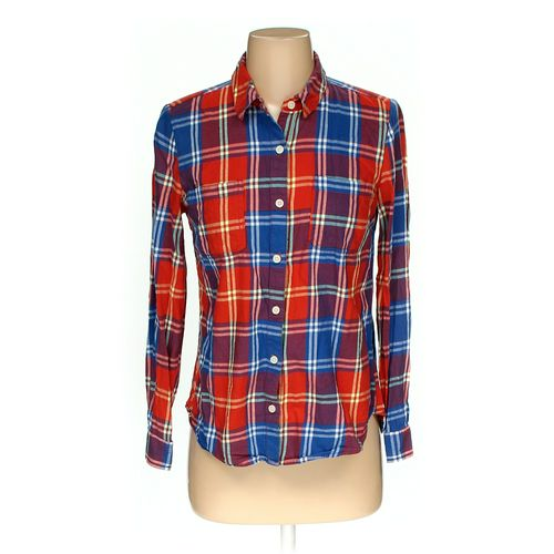 Old Navy Button-up Shirt in size XS at up to 95% Off - Swap.com