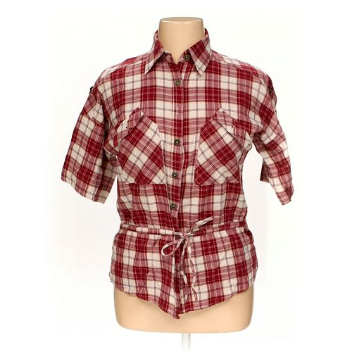 Papaya Button-up Shirt in size XL at up to 95% Off - Swap.com
