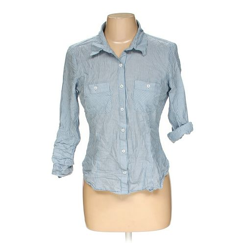 Papaya Button-up Shirt in size M at up to 95% Off - Swap.com
