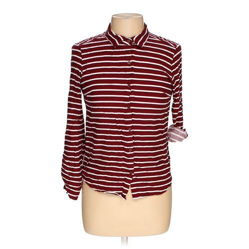 Paper Tee Button-up Shirt in size M at up to 95% Off - Swap.com