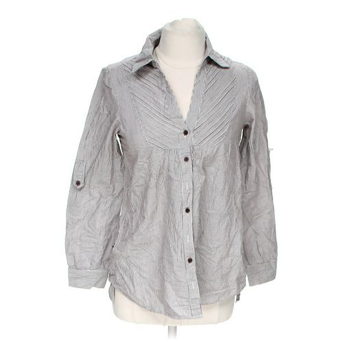 Passport Button-up Shirt in size M at up to 95% Off - Swap.com