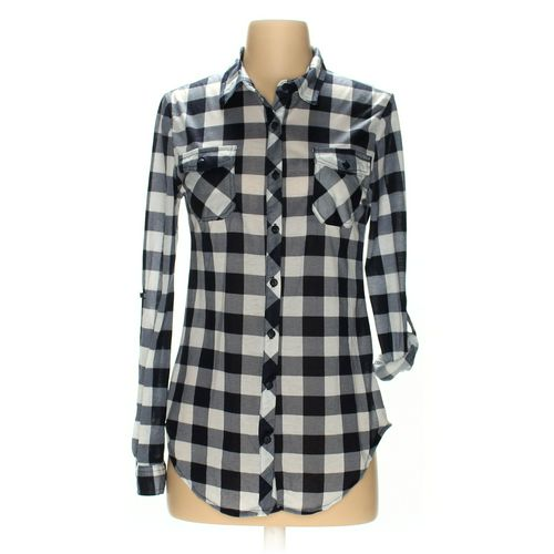 Passport Button-up Shirt in size S at up to 95% Off - Swap.com