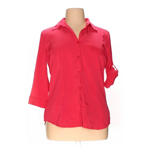 Passports Button-up Shirt in size XL at up to 95% Off - Swap.com