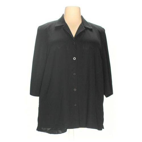 Penningtons Button-up Shirt in size 20 at up to 95% Off - Swap.com