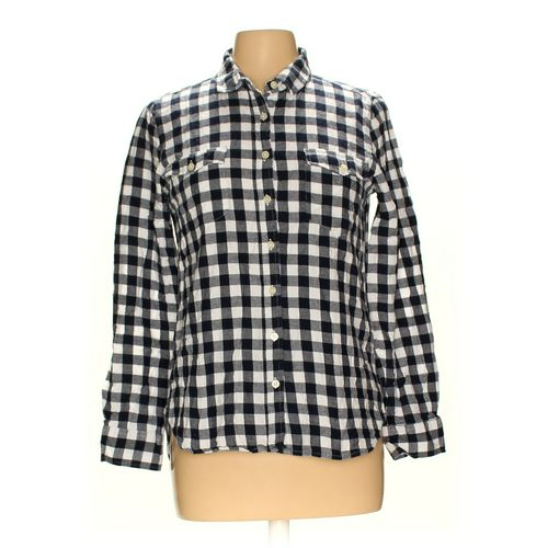 PER SE Button-up Shirt in size M at up to 95% Off - Swap.com