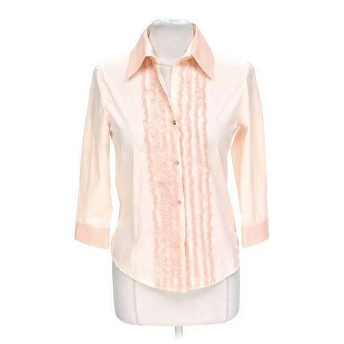 Pitti Bimi Button-up Shirt in size 8 at up to 95% Off - Swap.com