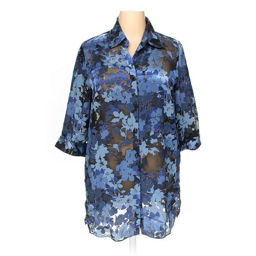 Button-up Shirt in size 18 at up to 95% Off - Swap.com