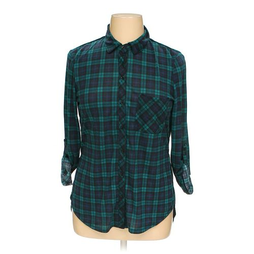 polly & esther Button-up Shirt in size XL at up to 95% Off - Swap.com