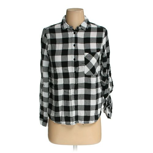polly & esther Button-up Shirt in size S at up to 95% Off - Swap.com