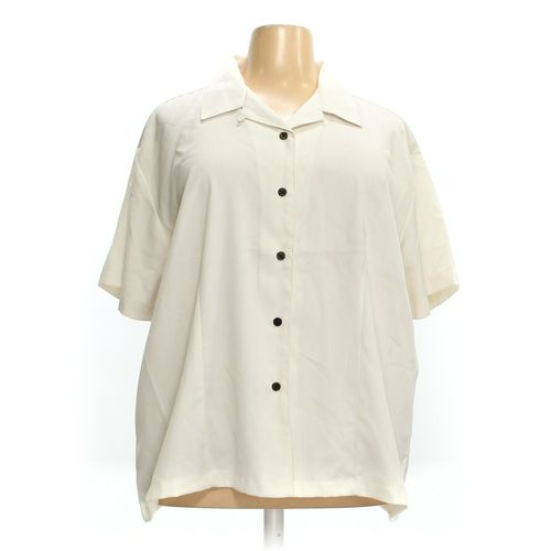 Port Authority Button-up Shirt in size 4X at up to 95% Off - Swap.com