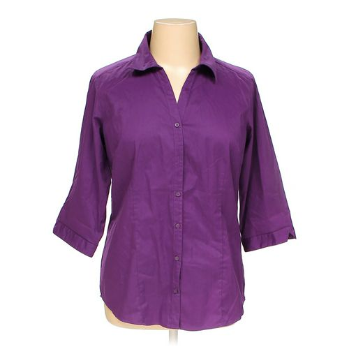 Port Authority Button-up Shirt in size XL at up to 95% Off - Swap.com