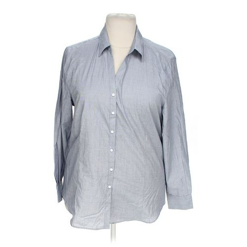 Port Authority Button-up Shirt in size XXL at up to 95% Off - Swap.com