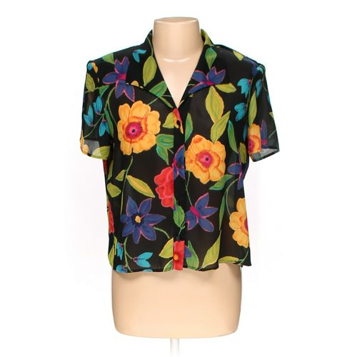 Positive Attitude Button-up Shirt in size L at up to 95% Off - Swap.com