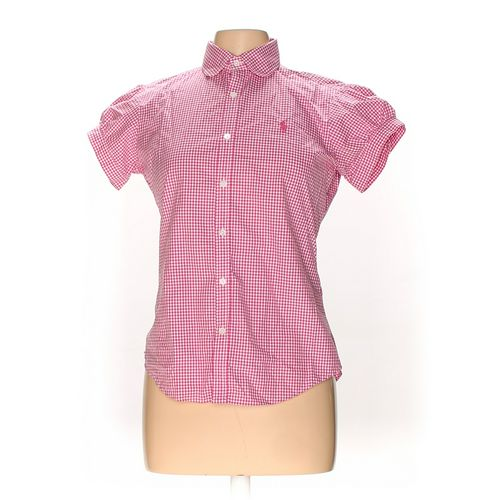 Ralph Lauren Button-up Shirt in size 8 at up to 95% Off - Swap.com